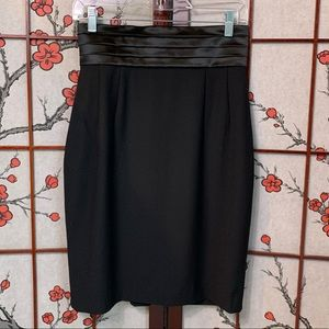 Escada wool and silk skirt